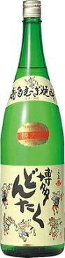 〔麦焼酎〕9本まで同梱可★25度 博多どんたく 1.8L瓶 1本 (1800ml)天盃酒造株式会社【RCP】