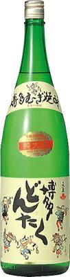 [麦焼酎]9本まで同梱可★25度 博多どんたく 1.8L瓶 1本 (1800ml)天盃酒造株式会社
