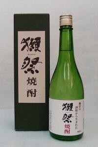 獺祭(だっさい)米焼酎35度720ml【旭酒造】