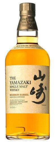 シングルモルト山崎バーボンバレル【ファースト】48度 700ml  THE YAMAZAKI SINGLE MALT WHISKY:酒のスーパー足軽