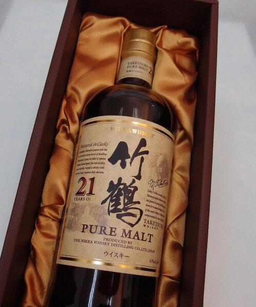 ウイスキー, ジャパニーズ・ウイスキー  2143700mlnikkamaltwhisky taketsuru