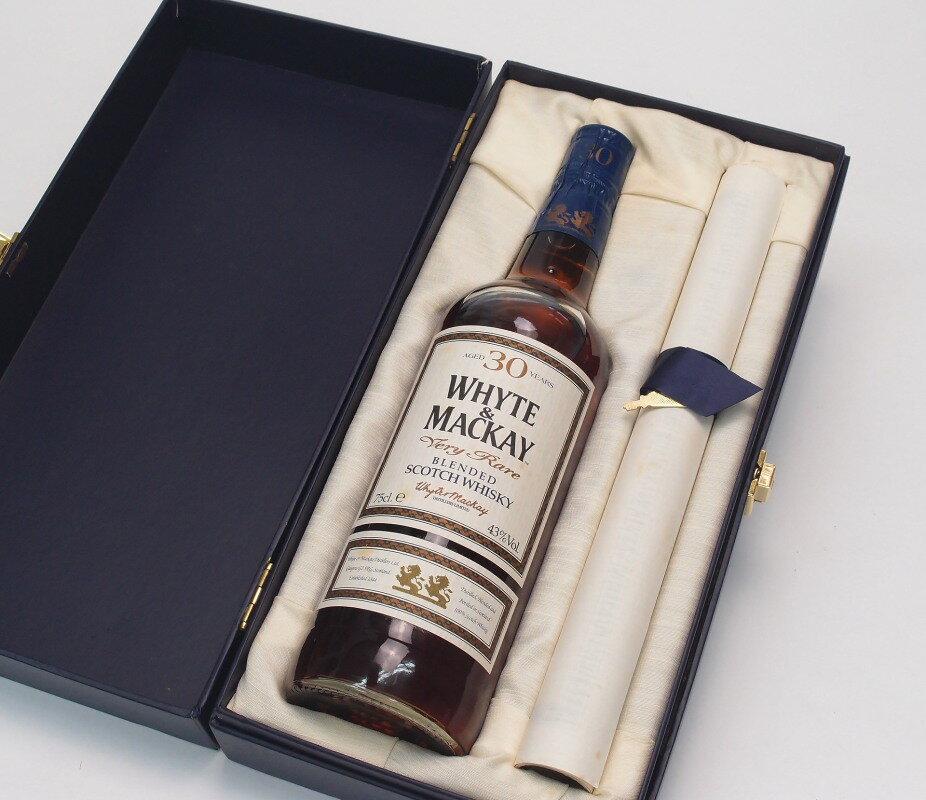 ホワイト&マッカイ30年43%750ml:酒のスーパー足軽