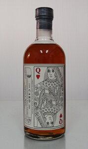 イチローズモルトクィーン・オブ・ハート旧ボトル54%700ml