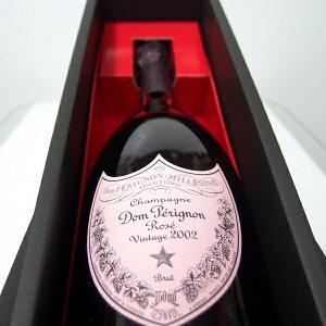 ドン・ペリニョン ロゼ 【ヴィンテージ2002】750ml【正規品】 【ギフト】Dom Perignon Rose ...