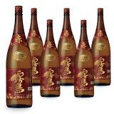 赤霧島 25度 1800ml 合計6本セット 宮崎県 霧島酒造 芋焼酎 地域別 送料無料