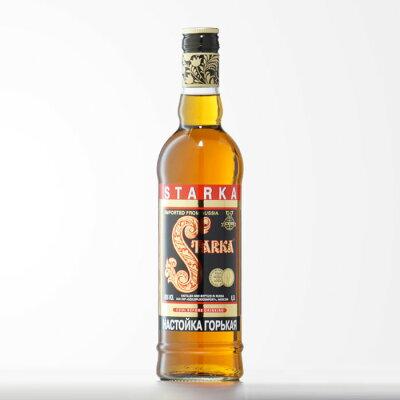 スタルカウォッカ 40度 500ml STARKA VODKA 洋酒 ウォッカ お酒 酒 ギフト プレゼント 飲み比べ 内祝い 誕生日 男性 女性 宅飲み 家飲み 残暑見舞い 敬老の日