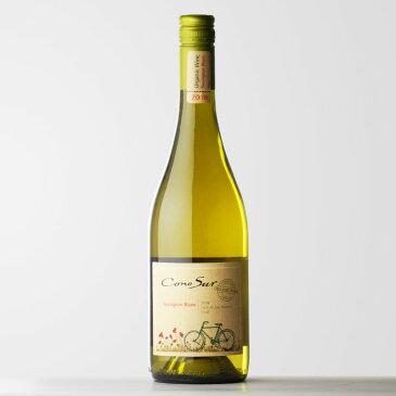 チリワイン 「コノスル・オーガニック・ソーヴィニョン・ブラン」 750ml 白ワイン 【RCP】 ホワイトデー 甘いものが苦手 甘くない