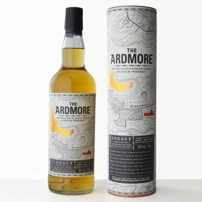 スコッチウイスキー アードモア レガシー 40度700ml シングルモルト THE ARDMORE LEGACY イギリス スコッチウイスキー 洋酒 ウイスキーお酒 酒 ギフト プレゼント 飲み比べ ...