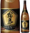 25度黒霧島EX1800ml瓶芋焼酎宮崎県霧島酒造化粧箱なし
