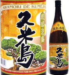 お一人様2本まででお願いします。30度 久米島(くめじま) 1800ml瓶 泡盛一般酒 米島酒造 ...