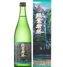 25度照葉樹林雄川の滝720ml瓶