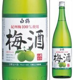 日本酒・焼酎, 梅酒 13 1800ml