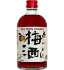 12度白玉赤ワイン梅酒500ml江井ヶ島酒造兵庫県化粧箱なし