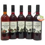 カトレンブルガー5種ワイン飲み比べ5本セット