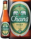 ビール・洋酒>ビール・地ビール>輸入ビール>アジア>タイチャーン ビール Chang Beer 330ml ビ...