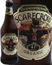 スケアクロウWychwood Brewery Scarecrow organic500ml ビール イギリス