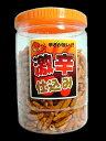 食品>その他栃木県 椿屋 激辛柿の種 ポット