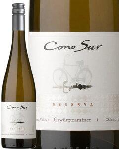 コノスル ゲヴュルツトラミネール レゼルバ Cono Sur Gewurztraminer Reserva 750ml ワイン チリ