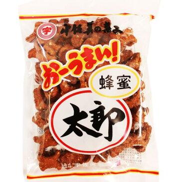 宇佐美製菓 おーうまい! 蜂蜜太郎(はちみつたろう) 宇佐美の菓子 1袋 105g かりんとう