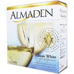 【あす楽】 アルマデン クラシック ホワイト バッグ イン ボックス 5000ml 白ワイン カリフォルニア [N]