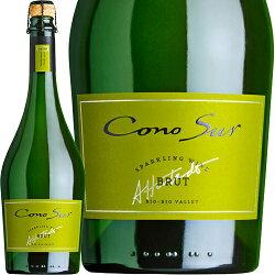 コノスルスパークリングワインブリュット750ml白ワインチリ