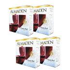 【あす楽】 アルマデン クラシック レッド バッグ イン ボックス 4本セット 5000ml 赤ワイン カリフォルニア (同梱不可) [N]