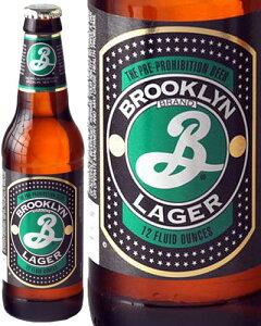 【ビール】【輸入】 ブルックリンラガー 355ml アメリカ