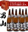 【送料無料】 プラケース販売 名城酒造 播磨男山 (はりまおとこやま) 6本セット 1.8L(1800ml) ※但し九州は500円、沖縄は800円送料がかかります。