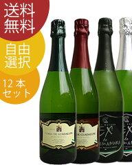 【ワイン】【送料無料】【選べる】 直輸入ワイン 奇跡の泡12本セット ※但し九州は500円、...