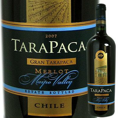 グラン・タラパカ メルロー [750ml][赤ワイン][チリ]グラン・タラパカ メルロー [750ml][赤ワ...