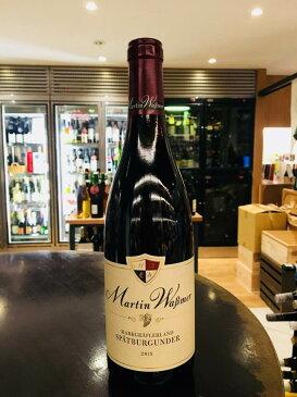 マルティン ヴァスマー マルクグレーフラーラント シュペートブルグンダー 750ml ドイツ・バーデン地方 Winert ワイナート 2018 赤ワイン オーストリア&ドイツ ベスト1