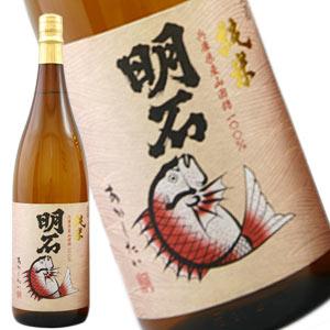 明石鯛/純米酒明石鯛 純米酒 1800ml