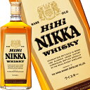 【3〜4営業日以内に出荷】初号 ハイニッカ 復刻版 720ml瓶×1本12本まで1配送でお届けします。