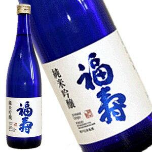 [予約販売]福寿 純米吟醸 720ml【1月31日出荷開始】【b_2sp1202】