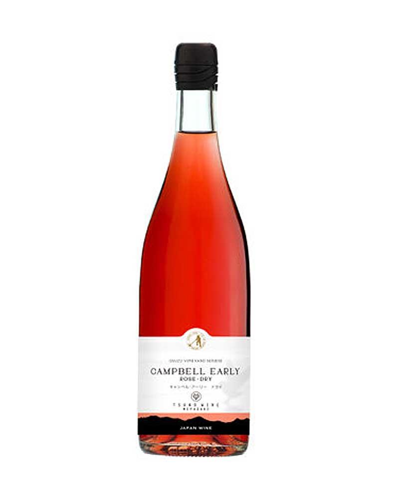キャンベル・アーリーロゼ都農ワイン2019750ml11度宮崎県都農ワイナリー