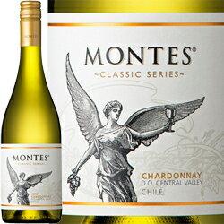 モンテス・クラシック・シリーズ・シャルドネ(スクリューキャップ) Montes 白ワイン チリ 750ml 13.5度