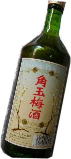 日本酒・焼酎, 梅酒  12 750ml
