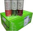 【送料無料】 缶入りワイン バロークス スパークリング3種セット(飲み比べセット)250ml×24本入り 1箱