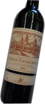 平成6年の誕生年ワイン 1994年 シャトー・コス・デストゥルネル 箱入りギフトラッピング [1994] Chateau Cos d'Estournel サン・テステフ格付け2級