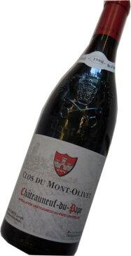 昭和63年の誕生年ワイン 1988年 シャトーヌフ・デュ・パプ・クロ・デュ・モン・オリヴェ 箱入りギフトラッピング [1988] CHATEAUNEUF DU PAPE
