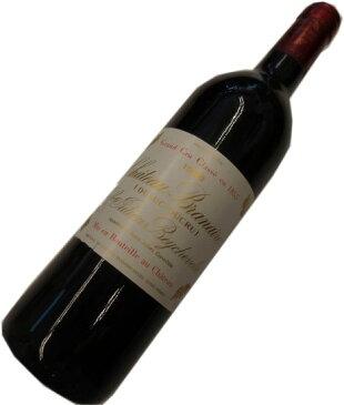 昭和61年の誕生年ワイン 1986年 シャトー・ブラネール・デュクリュ  箱入りギフトラッピング [1986] Chateau Cantemerle サン・ジュリアン 格付け4級