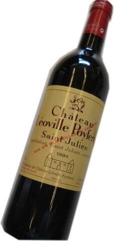平成6年の誕生年ワイン 1994年 シャトー・レオヴィル・ポワフェレ 箱入りギフトラッピング [1994] Leoville Poyferre サン・ジュリアン格付2級