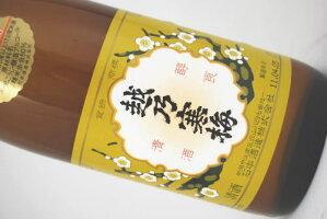 越乃寒梅特撰吟醸酒720ml