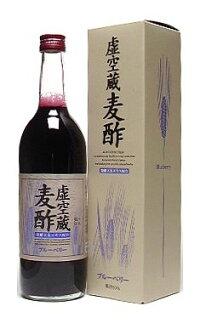 虚空蔵麦酢ブルーベリー720ml