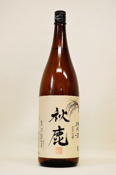 38位 秋鹿酒造『秋鹿(あきしか) 純米』