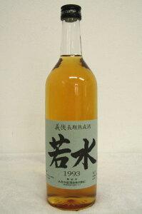 義侠 純米長期熟成酒「若水」生詰 720ml