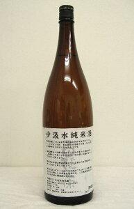 白隠正宗 少汲水純米酒 平成21年度醸造 1800ml