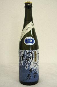 風の森 純米吟醸雄町「しぼり華」生原酒720ml 平成26年度醸造□