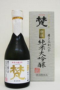 合資会社 加藤吉平商店梵・特選 純米大吟醸300ml□