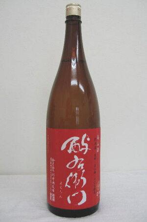 酔右衛門純米酒美山錦H18BY1800ml